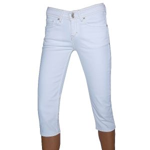 Bogner Jeans Damen Jeans 7/8,weiss