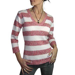 Bluhmod Damen V-Pullover 3099