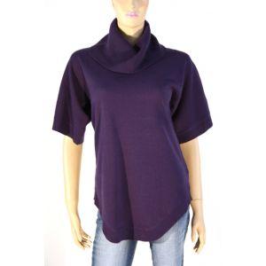 Christa Probst Damen Rollkragen Pullover ½ Arm , 500144/0