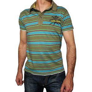 De Puta Madre Herren Polo-Shirt, 1/2 Arm,SR37