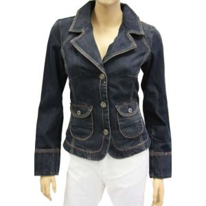 Tommy Hilfiger, Damen Jeansblazer, OPHELIA 165E100009-401 MRG