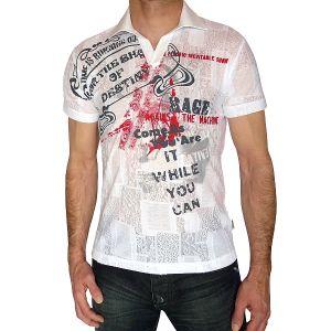 Rusty Neal Designer Poloshirt Kurzarm 514