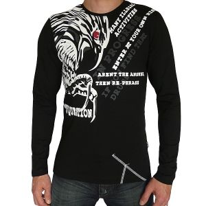 Rusty Neal T-Shirt Langarm 302