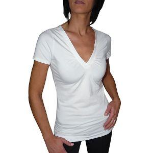 MIJAS Damen T-Shirt mit Chrystal Print Art. 55016
