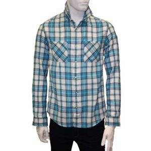 Tom Tailor Herrenhemd 1/1 Arm Karo 2015494.00.12