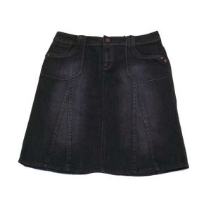 Tom Tailor Damen Jeansrock 5511108.09.70
