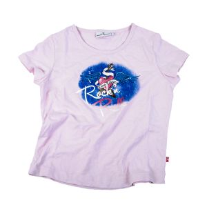 Tom Tailor Girls 1/2 Arm T-Shirt