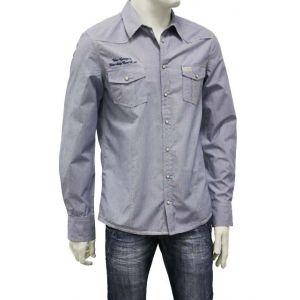 Eight2Nine Herrenhemd 1/1 Arm Streifen H7002N1092AEN