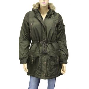 Fresh Made Damen Parka D5022N44013A