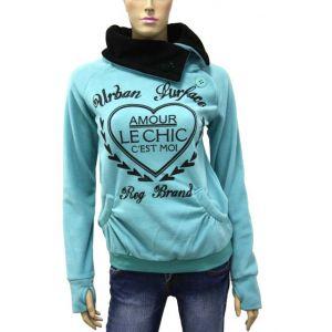 Urban Surface Damen Fleece-Pulli D1400A09080A