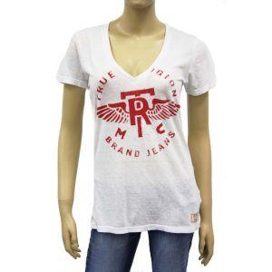 True Religion Damen T-Shirt 1/2 Arm 4207