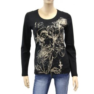 Christa Probst Damen Longshirt 507017/0