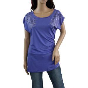 Urban Surface Damen-Shirt mit Nieten D1540Y0334A
