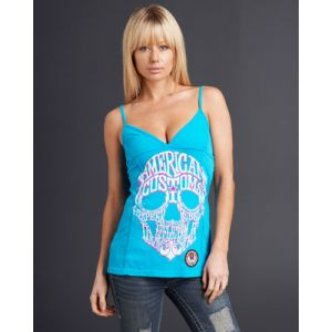 Affliction Damen Top ?Wordskull?  AW5644