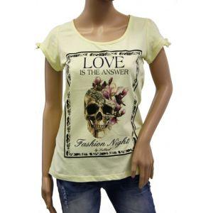 Fresh Made Damen T-Shirt D1515D00115A