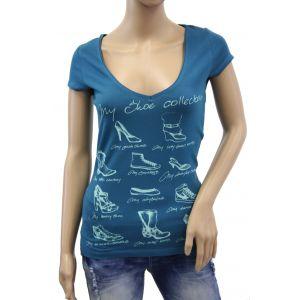 Sublevel Damen T-Shirt D1520D00090E