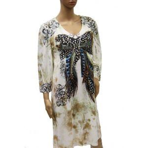 Open End Damen Kleid 33911