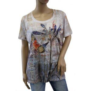 Open End Damen T-Shirt 83711