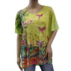 Open End Damen T-Shirt 83661