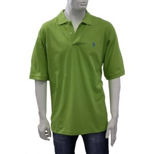 U.S.POLO ASSN. Herren Polo-Shirt « Arm
