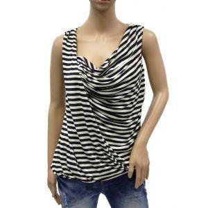 Malvin Damen Shirt Streifen 8230