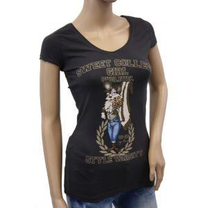 Sublevel T-Shirt D1520D 00090D