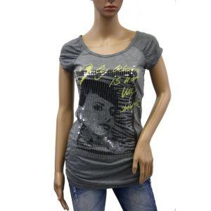 Sublevel Damen Tshirt D1540D00051A