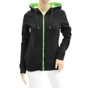 Urban Surface Damen Fleece-Jacke mit Kapuze D1400A07750A
