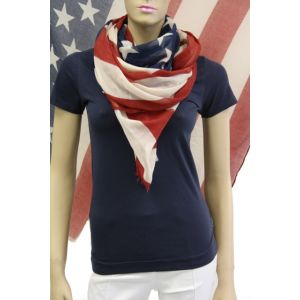Sublevel Damen Halstuch Flagge D5510N71040A USA