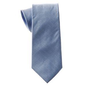 MIJAS Krawatte Design 3 sky
