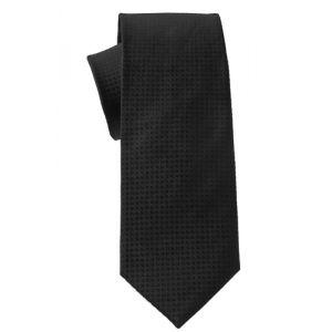 MIJAS Krawatte Design 3 black