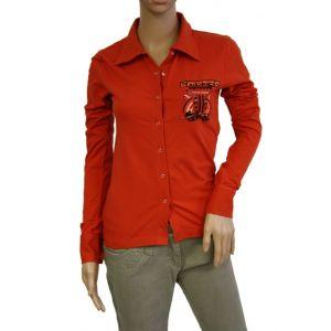My Mo Damen Shirtbluse
