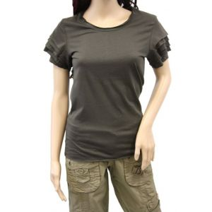 Meltin Pot Damen T-Shirt Ambra