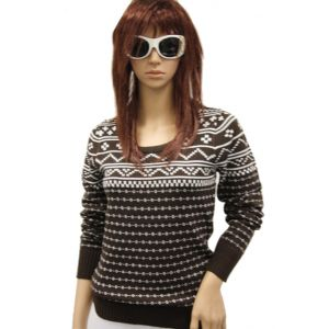 Fresh Made Damen Pullover D900A90035