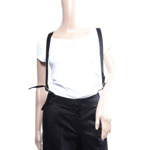 Versace Sports Stoffhose mit Hosenträgern