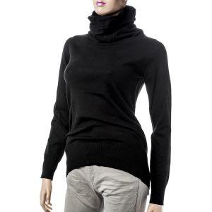 Fresh Made Damen Rollkragen Pullover D9355Y 90096A