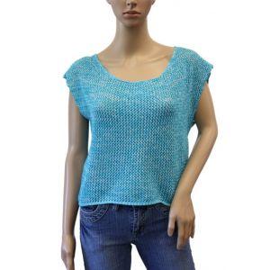 Fresh Made Damen Strickshirt D9608A90196A
