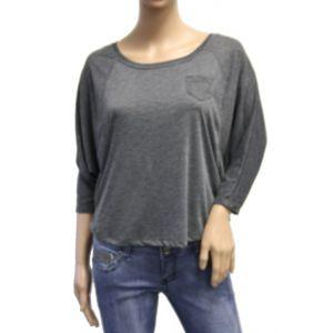 Stitch & Soul Damen Basic Shirt 1/2 Arm D1606D00411A