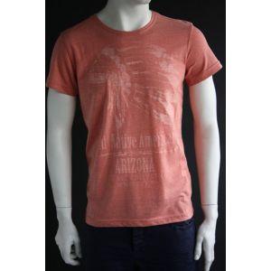 Urban Surface, Herren T-Shirt mit Druck H1693L22077A - Indianer -