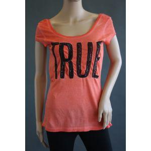 Sublevel Damen Shirt mit Pailletten D1206G00726A