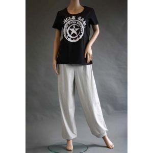 Uncle Sam Damen Wellness Zweiteiler Hose und Shirt