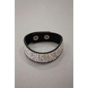 Strass-Armband