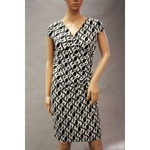 Sweet Miss Damen Kleid 1/2 Arm K201131