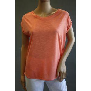 Fresh Made Damen T-Shirt 1/2 Arm D1607Y00614A