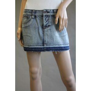 Rock Me Damen Jeans Minirock D8173E50020M16