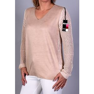 Louise Orop Damen Pullover L6-505