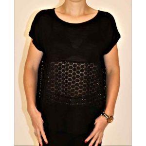 Sublevel Damen Shirt D1695G01373A