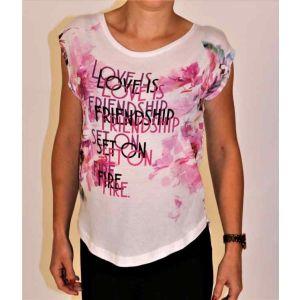 Sublevel Damen Shirt D1251G01328A